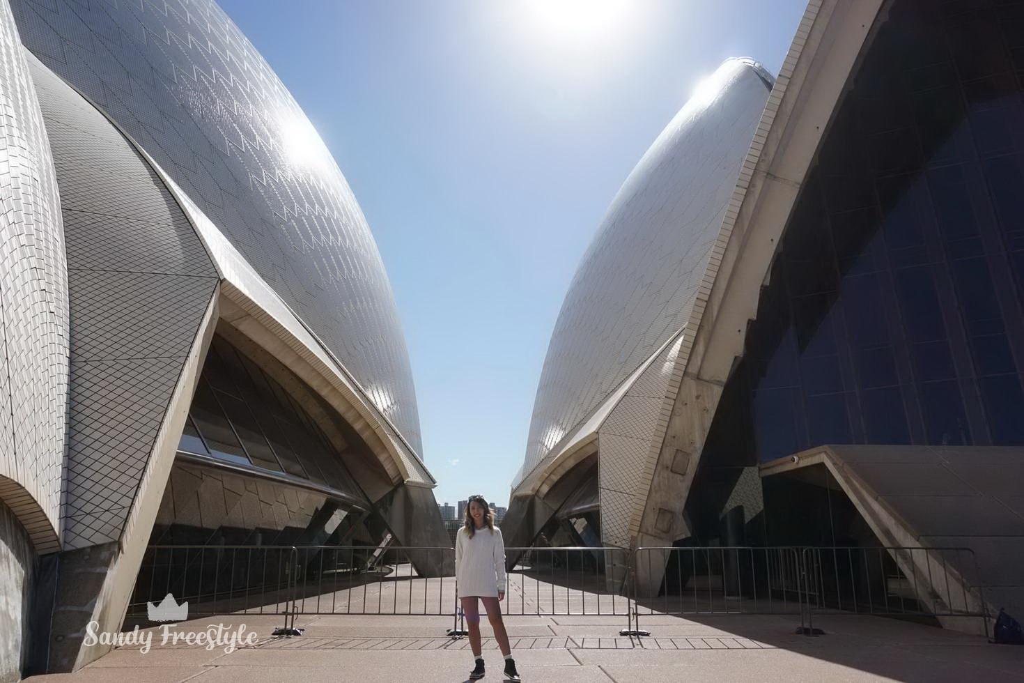 5 สถานที่ที่ดีที่สุด การถ่ายรูป Sydney Opera House