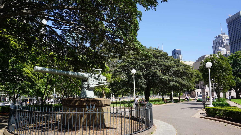 Sydney Hyde Park สวนกลางเมือง เริ่มเที่ยวที่ไหนก่อนดีที่ซิดนีย์?