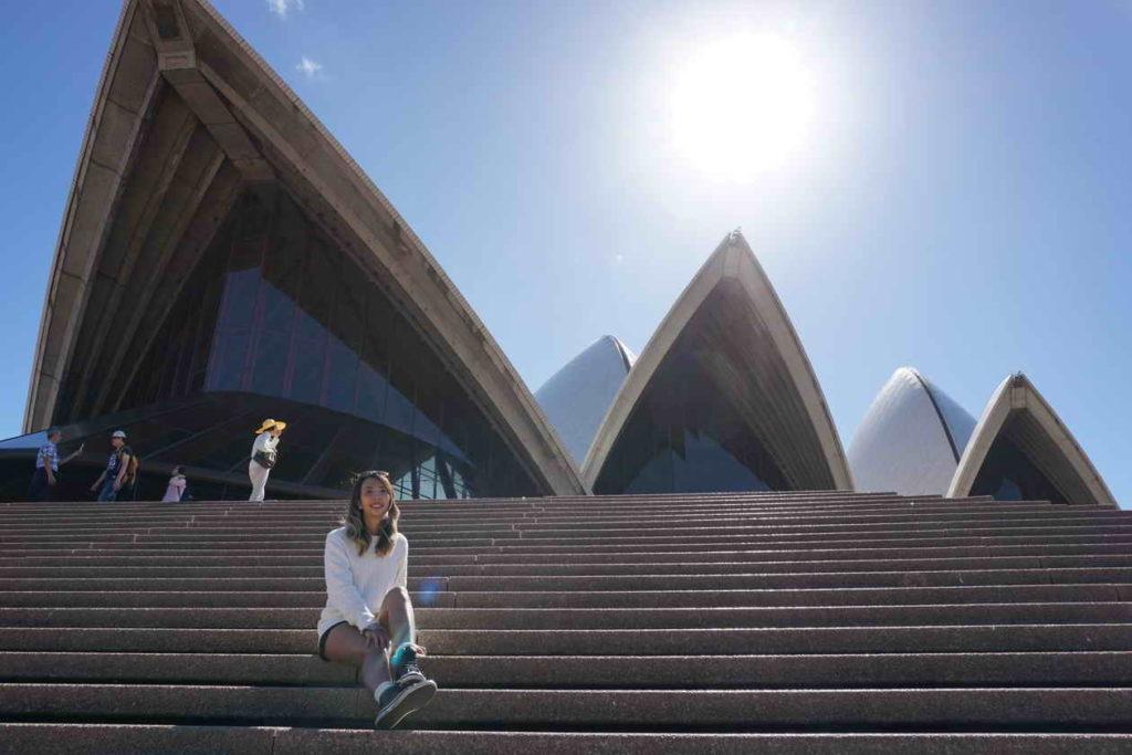 เที่ยวซิดนีย์ โรงอุปรากร Opera House